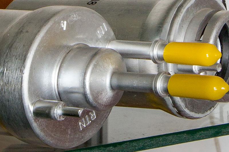 Замена топливного фильтра Skoda Rapid - Фото 8